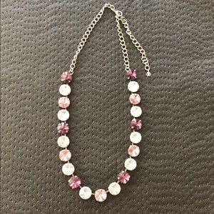 Purple Glam Necklace